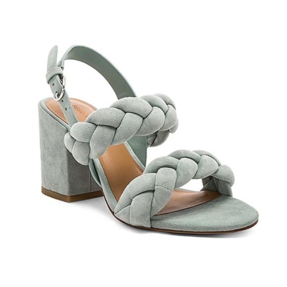 Rebecca Minkoff Shoes - Rebecca Minkoff Candace Sandal - DustyGreen sz 6.5
